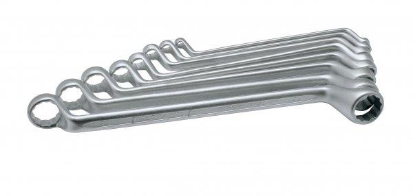 Doppelringschlüssel-Satz, 12-teilig 6-32 mm, ELORA-110S 12DIN-1