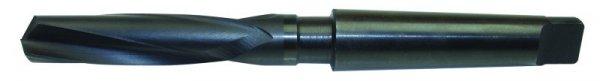 HSS-Co Mangan-Hartstahlbohrer, Werksnorm 18,0 mm Ø, Typ H, mit MK