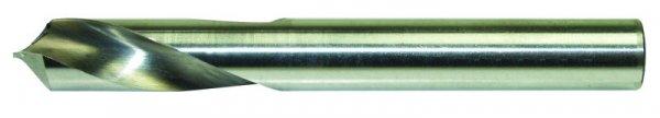 HSS/Co NC-Anbohrer, 10,0 mm Ø, 90°