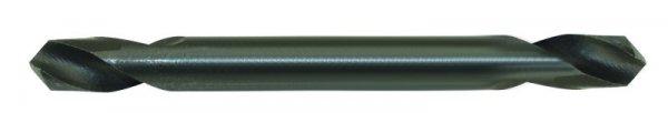 HSS - Doppelendbohrer, kurz, 5,1 mm Ø