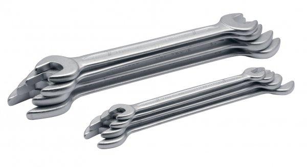 Doppelmaulschlüssel-Satz DIN 3110, 6-teilig 8-19 mm, ELORA-100S 6M