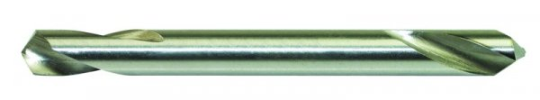 HSS-Präz.-Doppelendbohrer, geschliffen, 3,25 mm Ø